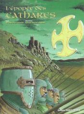 L'epopee des cathares - Intérieur - Format classique