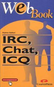 Webbook Irc ; Chat ; Icq - Couverture - Format classique