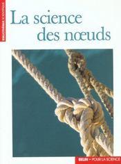 La Science Des Noeuds. - Intérieur - Format classique