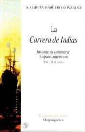 La Carrera De Indias - Couverture - Format classique