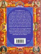Symboles Bouddhistes - 4ème de couverture - Format classique