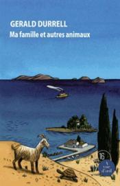 Ma famille et autres animaux - Couverture - Format classique
