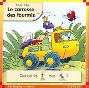 Le Carrosse Des Fourmis - Intérieur - Format classique