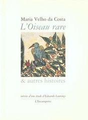 Oiseau Rare & Autres Histoires - Intérieur - Format classique