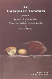 Cuisinier Landais - Couverture - Format classique