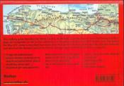 Camino de Santiago ; way of St James from Pyrenees to Santiago - 4ème de couverture - Format classique