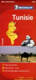 Vente livre :  Tunisie  - Collectif Michelin