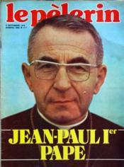 Pelerin (Le) N°4996 du 03/09/1978 - Couverture - Format classique