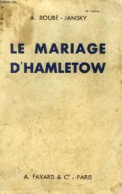 Le Mariage D'Hamletow. - Couverture - Format classique