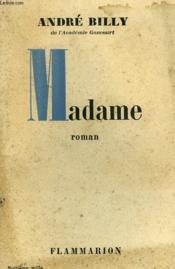 Madame. - Couverture - Format classique