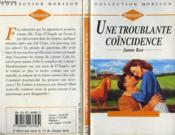 Une Troublante Coincidence - Love On The Turn - Couverture - Format classique
