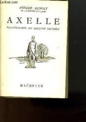 Axelle - Couverture - Format classique