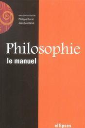 Philosophie Le Manuel - Intérieur - Format classique