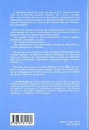 Vaincre Les Maladies Nutritionnelles - 4ème de couverture - Format classique