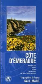 Côte d'émeraude ; saint-malo, cancale, dinard, dinard, cap fréhel - Intérieur - Format classique