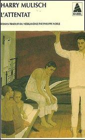 L'Attentat (Edition 2001/2002) - Couverture - Format classique