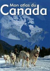 Mon atlas du canada - Intérieur - Format classique