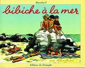 Bibiche A La Mer - Couverture - Format classique