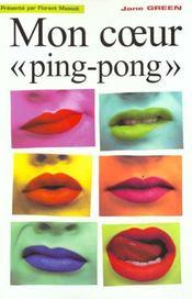 Mon Coeur Ping-Pong - Intérieur - Format classique
