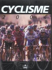 Cyclisme 2004 - Intérieur - Format classique