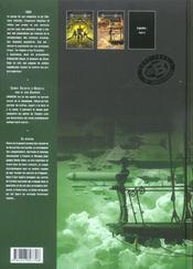 Hauteville House t.2 ; destination Tulum - 4ème de couverture - Format classique