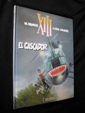 XIII t.10 ; el cascador - Couverture - Format classique