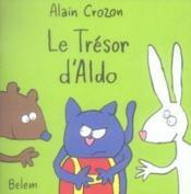 Le Tresor D'Aldo - Couverture - Format classique