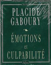 Emotions et culpabilite - Couverture - Format classique