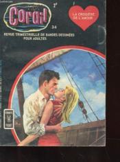 Corail - N° 34 - La Croisiere De L'Amour - Couverture - Format classique