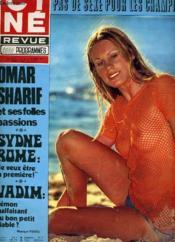 Cine Revue - Tele-Programmes - 55e Annee - N° 24 - L'Intrepide - Couverture - Format classique