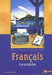 Francais seconde - Intérieur - Format classique