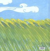 Chapeau Perdu - 4ème de couverture - Format classique