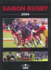 Saison rugby 2004 - Intérieur - Format classique