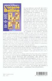 Initiation pratique a l'oracle belline - 4ème de couverture - Format classique