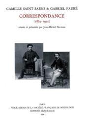 Correspondance (1862-1920) - Couverture - Format classique