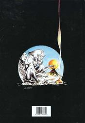 Rahan ; intégrale t.7 - 4ème de couverture - Format classique