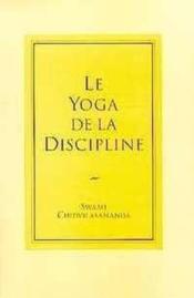 Yoga De La Discipline - Couverture - Format classique