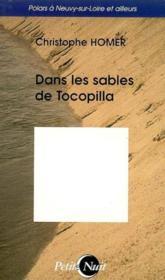 Dans les sables de tocopilla - Couverture - Format classique