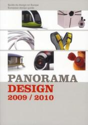 Vente  Panorama design ; guide du design en Europe / european design guide (édition 2009/2010)  - Collectif