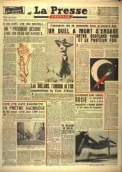 Presse Paysage (La) N°141 du 01/06/1946 - Couverture - Format classique