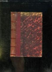 Les Feuilles D Automne. Les Chants Du Crepuscule. - Couverture - Format classique