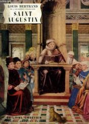 Saint Augustin. Le Livre Chretien N° 18. - Couverture - Format classique