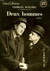 Deux Hommes. Collection : Select Collection N° 104. - Couverture - Format classique