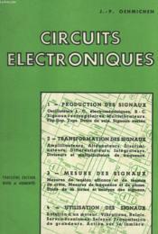 Circuits Electroniques - Couverture - Format classique