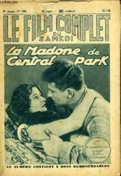 Le Film Complet Du Samedi N° 780 - 9eme Annee - La Madone De Central Park - Couverture - Format classique