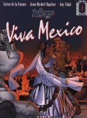 Gringos t.4 ; viva mexico - Couverture - Format classique