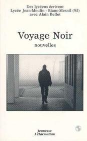 Voyage Noir - Couverture - Format classique