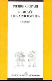 Musee Des Apocryphes - Couverture - Format classique