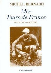 Mes tours de France - Intérieur - Format classique