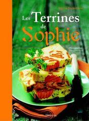 Les terrines de Sophie - Intérieur - Format classique